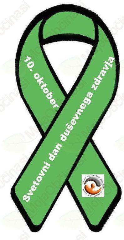 Svetovni dan duševnega zdravja – 10. oktober