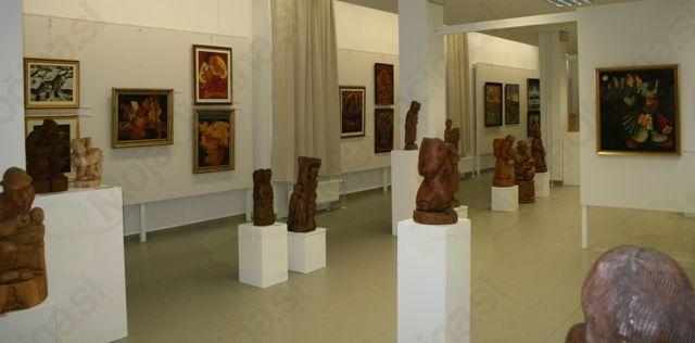 Galerija likovnih samorastnikov Trebnje (Avtorske pravice: Galerija likovnih samorastnikov Trebnje)