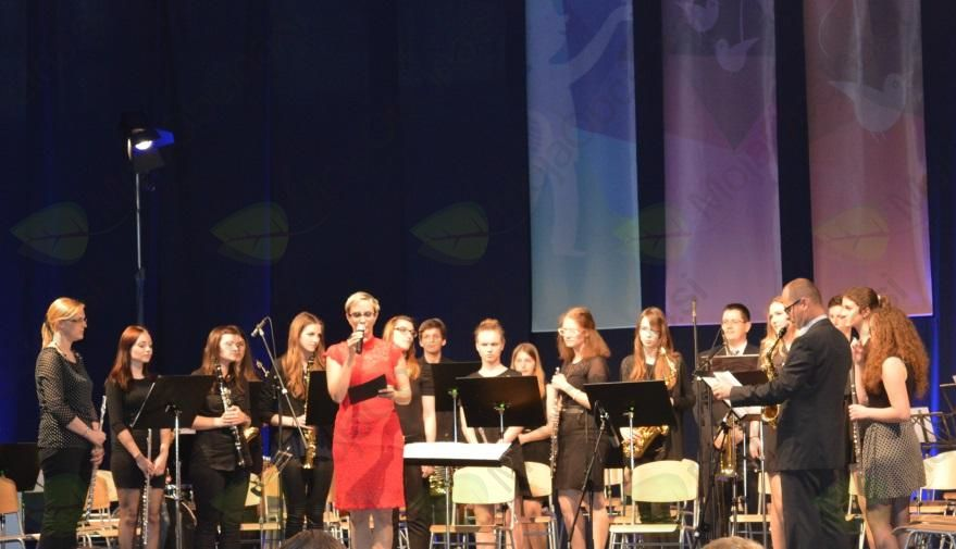 Čarobni osrednji slavnostni koncert Glasbene šole trebnje
