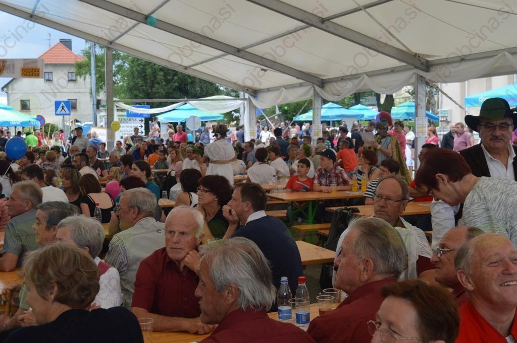 28. prireditev »Iz trebanjskega koša« obiskalo več kot 4.000 ljudi
