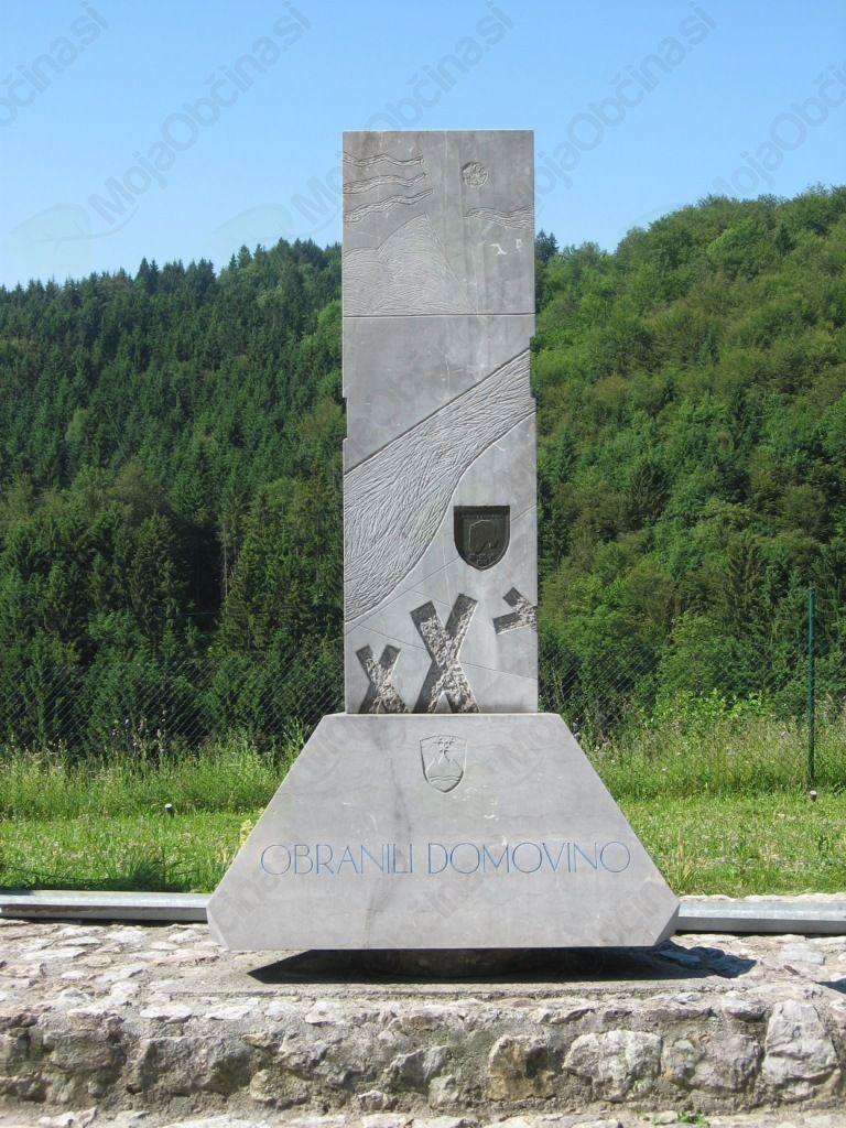 Spominsko park ( Avtorske pravice: Občina Trebnje)