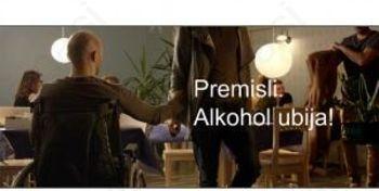 ALKOHOL – DEJAVNIK TVEGANJA V PROMETU
