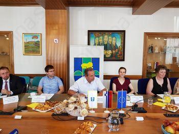Novinarski zajtrk Predstavitev prireditev v sklopu dogodkov »Občina Trebnje praznuje 9. 6. – 30. 6. 2018«