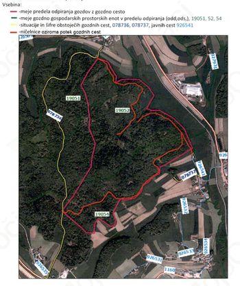 Občina Trebnje uspešno pridobila nepovratna sredstva  za izgradnjo gozdnih cest na Veliki Loki