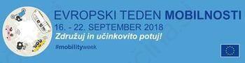 OBVESTILO O ZAPORI CESTE - PETEK, 21. 9. 2018 - DAN BREZ AVTOMOBILA V OBČINI TREBNJE