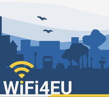 WiFi4EU – Brezplačen brezžični dostop do interneta na javnih mestih tudi v Občini Trebnje