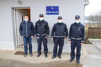 Policijska pisarna Račje selo - obvestilo