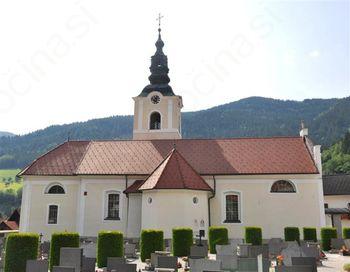 Župnija Luče - Sv. Lovrenc