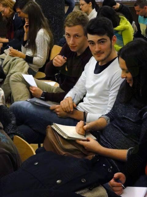 Izobraževanje študentov - Inštitut Zlati ključ
