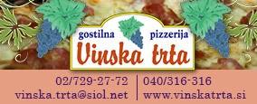 Gostilna in pizzerija Vinska t