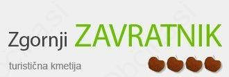 Turistična kmetija Zavratnik, ZGORNJI ZAVRATNIK,D.O.O.