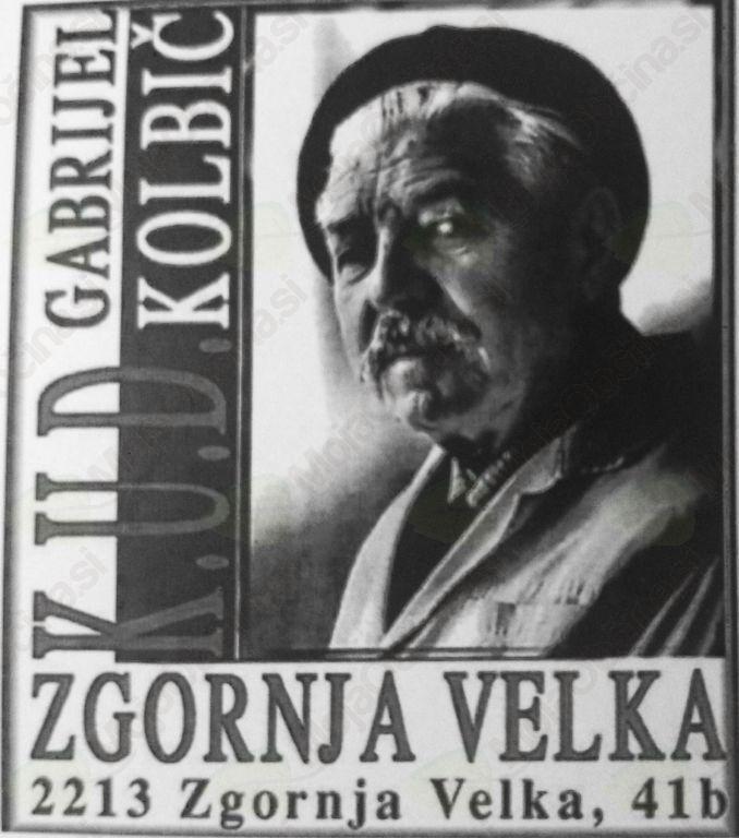 KUD GABRIJEL KOLBIČ