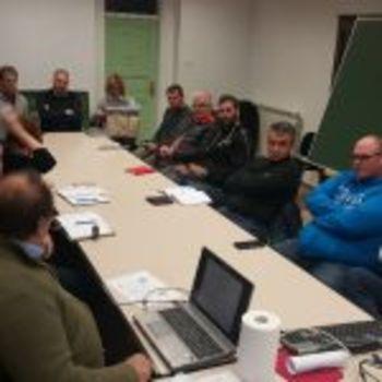 SESTANEK ZA ORGANIZACIJO EVROPSKEGA PRVENSTVA KAJAK-KANU SOČA 2019