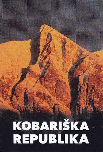 Predstavitev knjige Zdravka Likarja: Kobariška republika