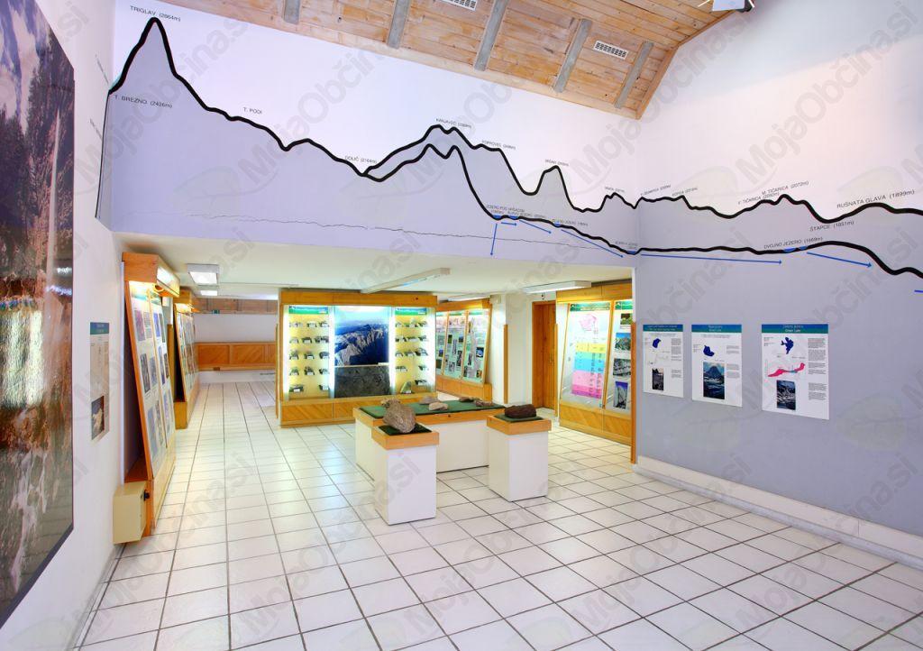 Informacijsko središče Triglavskega narodnega parka, Dom Trenta