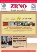 ZRNO - Glasilo območne obrtno–podjetniške zbornice Grosuplje 185